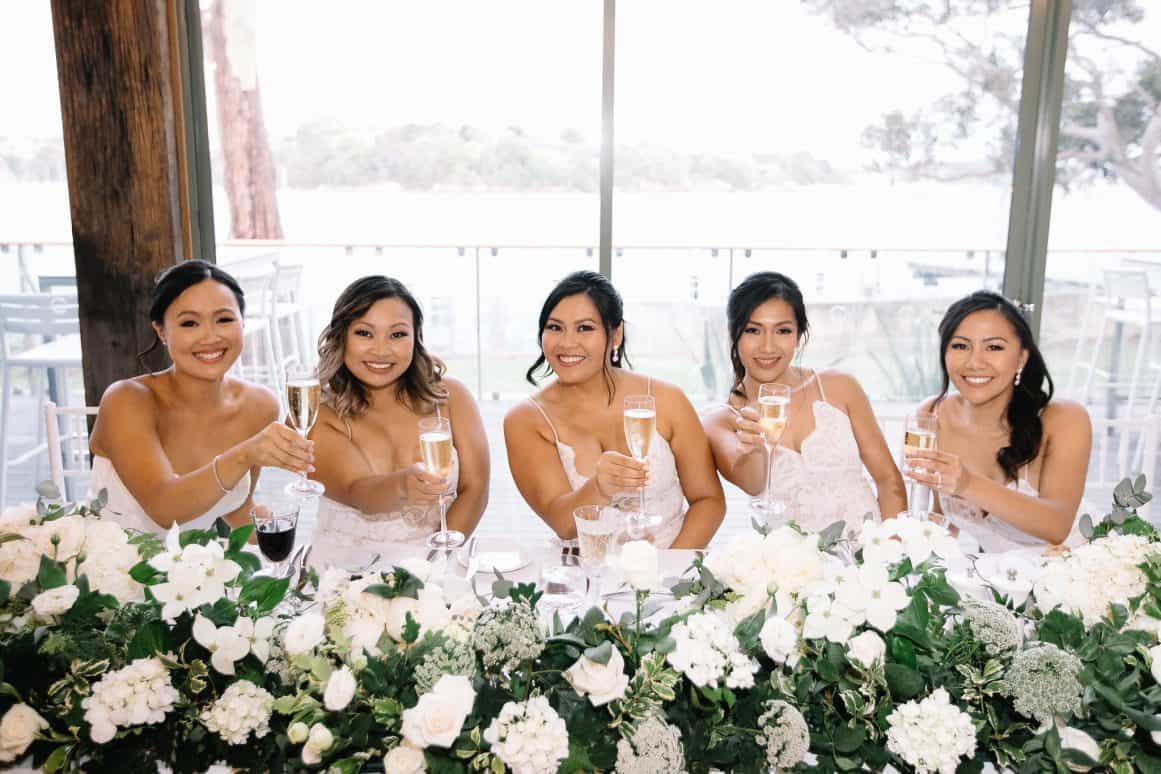 Wedding Reception Deckhouse Woolwich Sydney_1