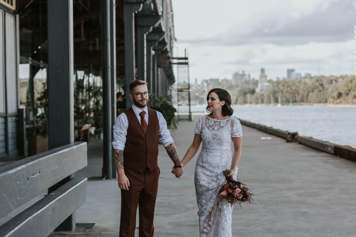 Lord Nielsen Brewery Wedding Sydney Stylist Florist
