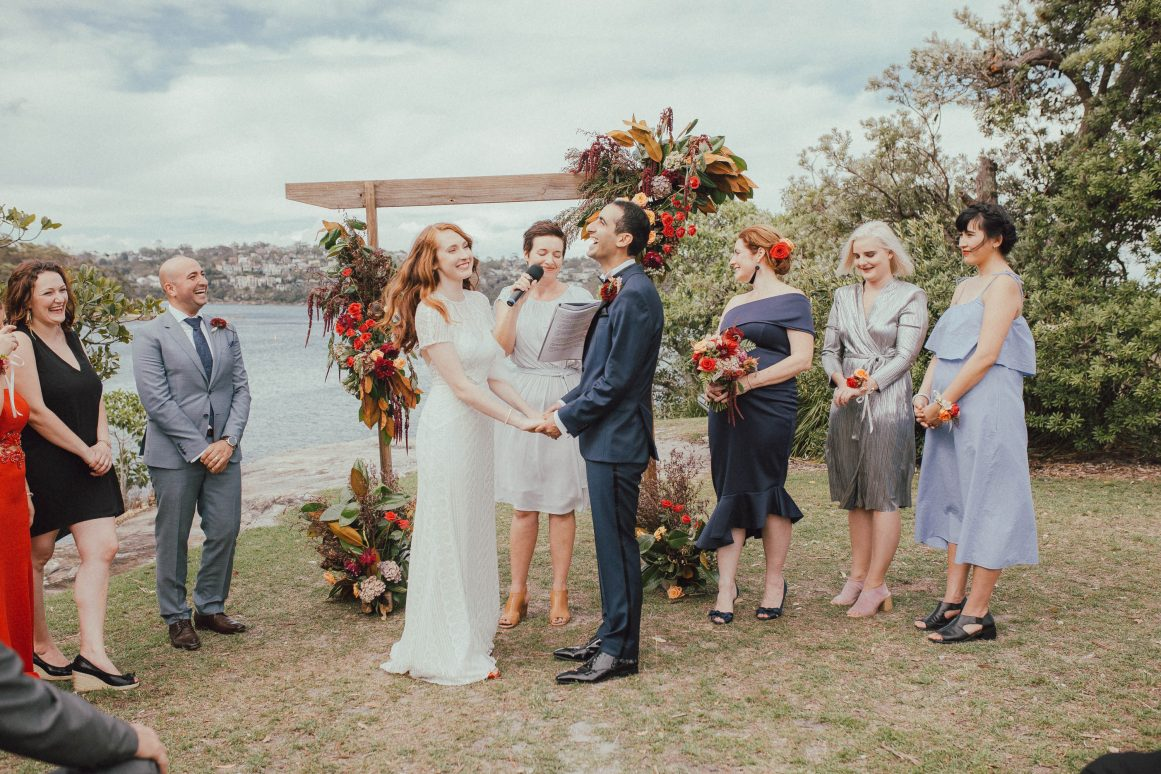 rocky point island balmoral beach sydney wedding ceremony hire packages
