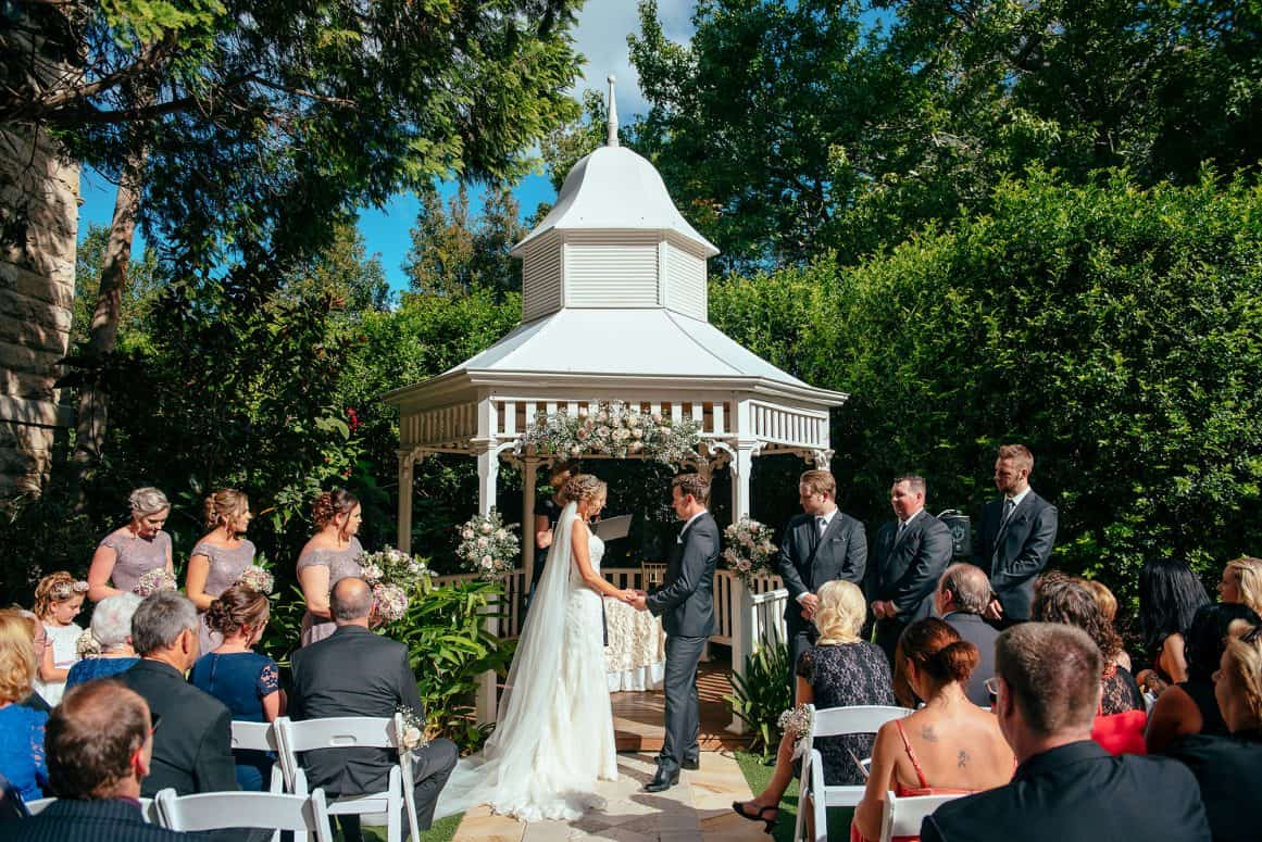 sydney wedding curzon hall ceremony reception styling flower packages the enchanted garden 2