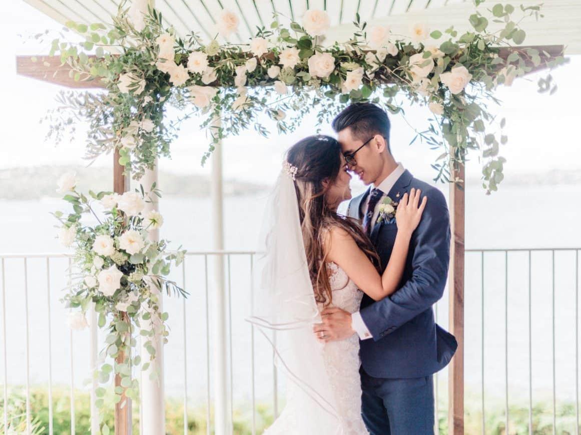 sydney wedding sergeants mess mosman ceremony flower packages_37