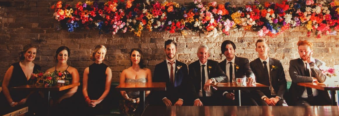 Sydney Wedding Venues that are different and fun and unique and basically, not shit.