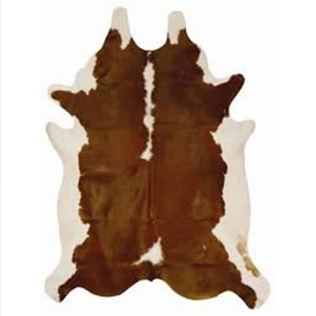 Faux Cow Hide Rug -  1 available