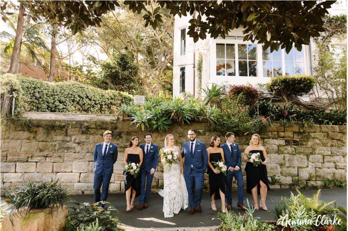 wedding-ceremony-hire-packages-lavender-bay-clark-park-sydney-bridal-party-location