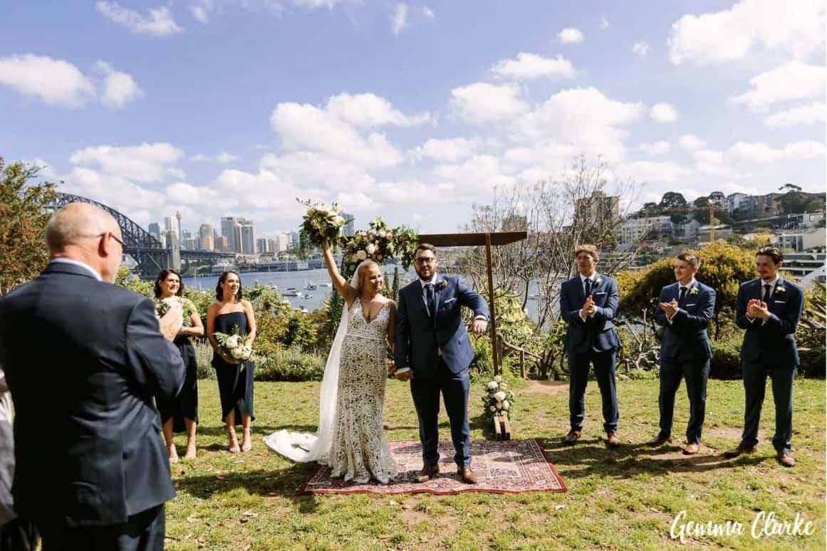 wedding-ceremony-hire-packages-lavender-bay-clark-park-sydney-celebrate
