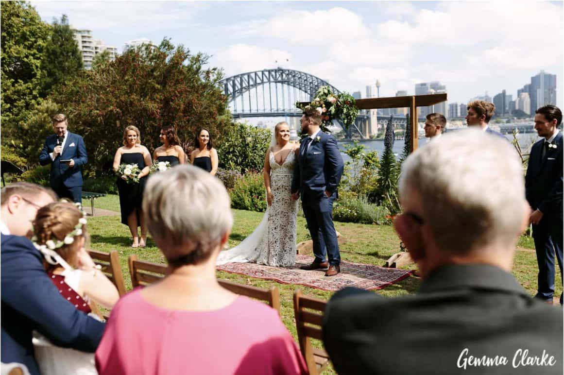 wedding-ceremony-hire-packages-lavender-bay-clark-park-sydney-family seating