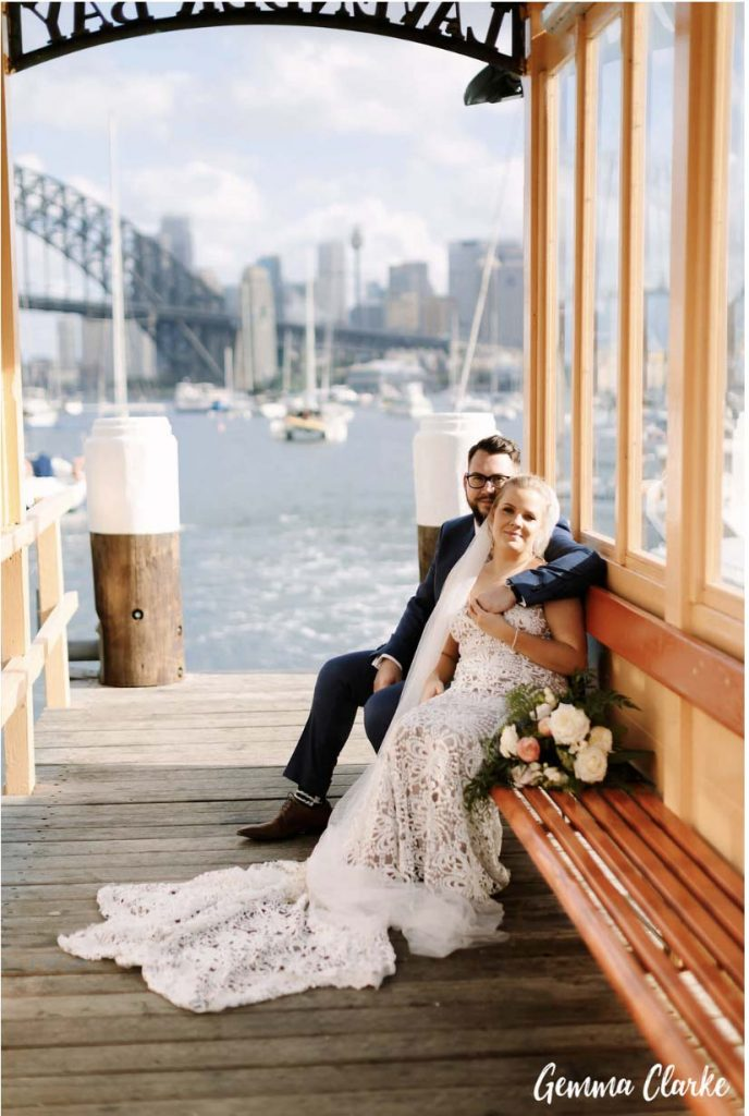 wedding-ceremony-hire-packages-lavender-bay-clark-park-sydney-ferry