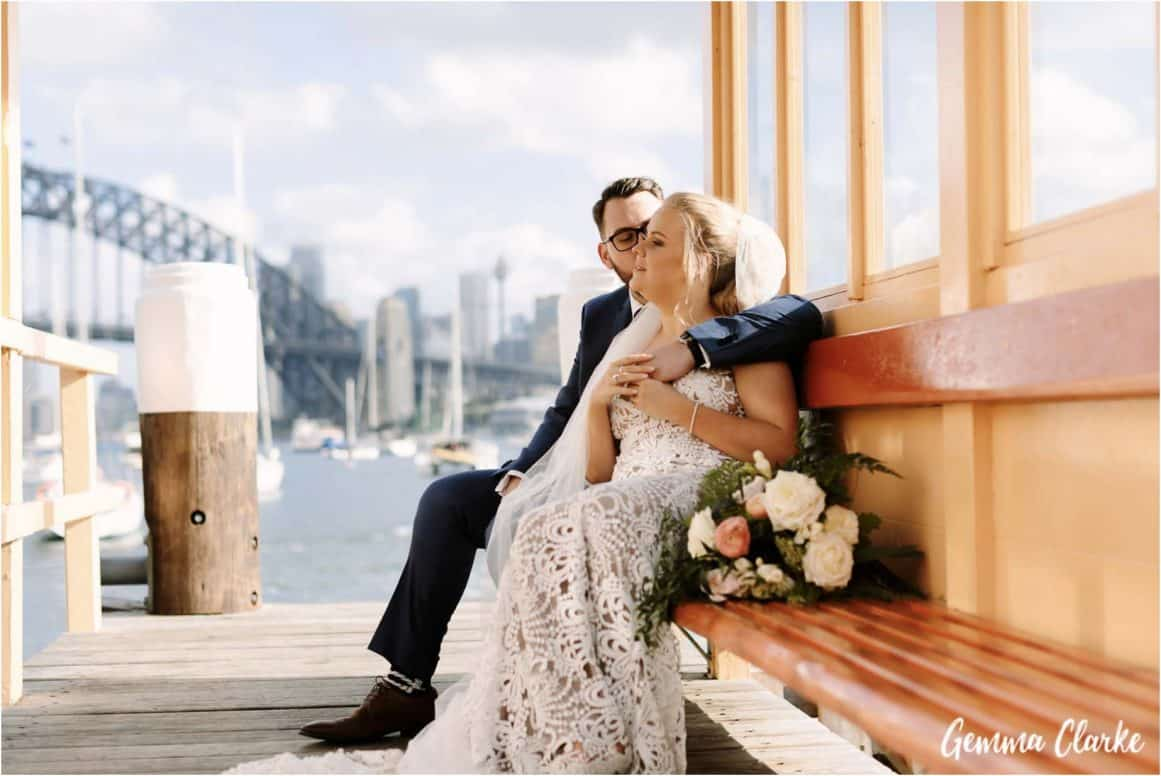 wedding-ceremony-hire-packages-lavender-bay-clark-park-sydney-ferry-stop