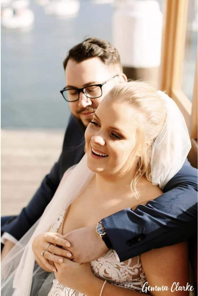 wedding-ceremony-hire-packages-lavender-bay-clark-park-sydney-ferry-transport