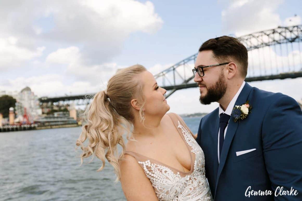 wedding-ceremony-hire-packages-lavender-bay-clark-park-sydney-harbour-bridge-ferry