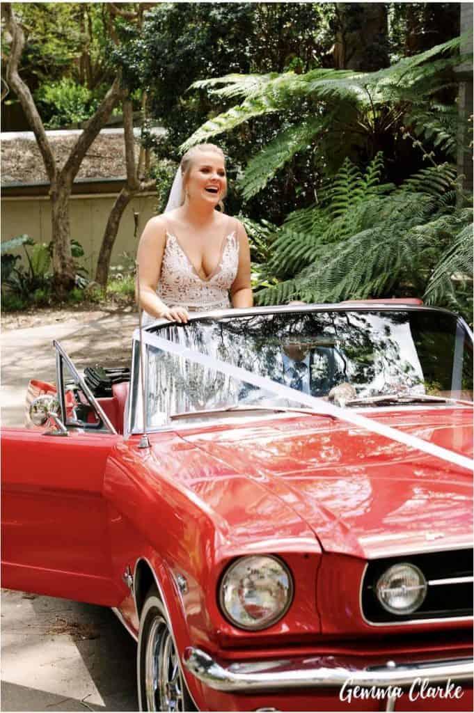 wedding-ceremony-hire-packages-lavender-bay-clark-park-sydney-red-car