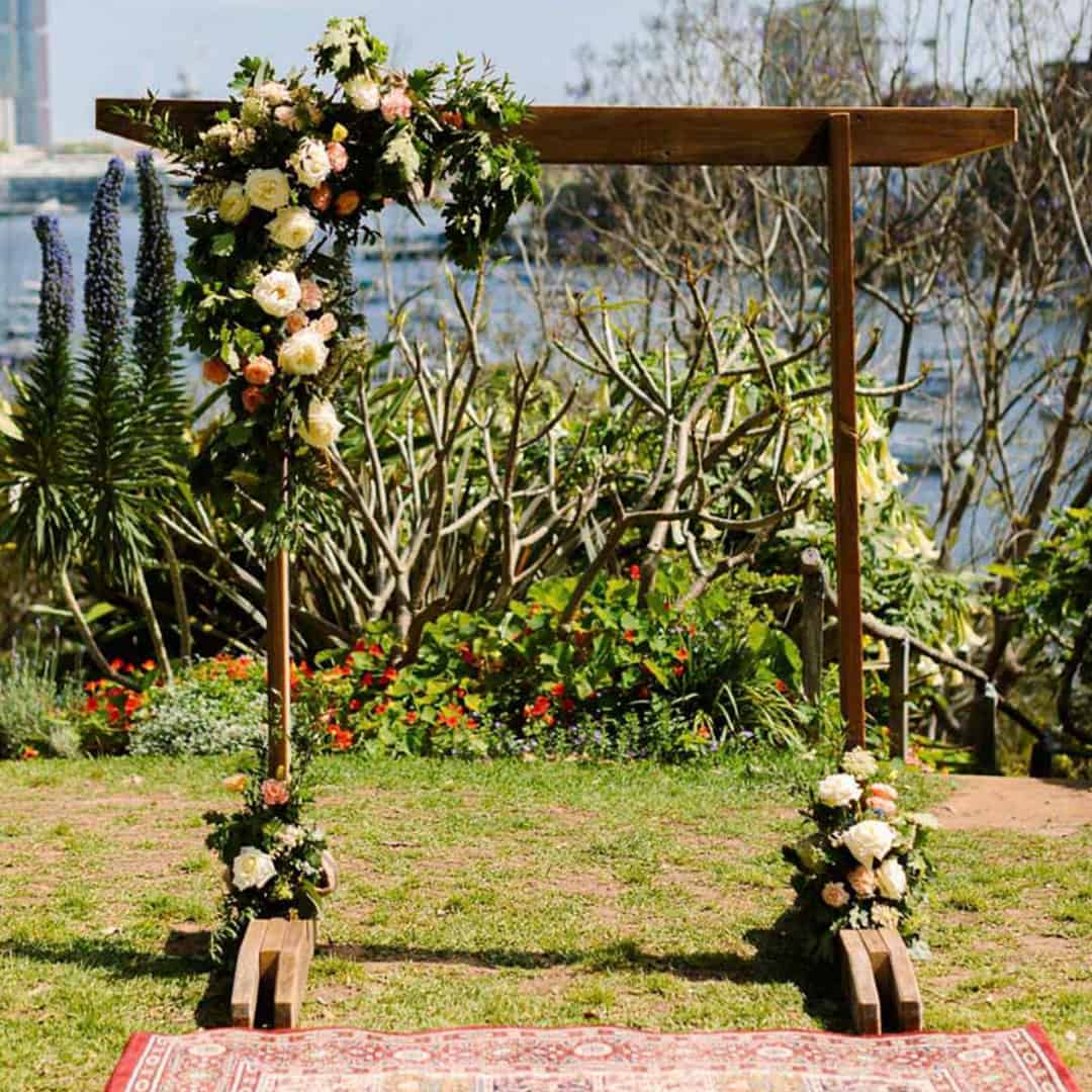cermeony flower packages sydney 2