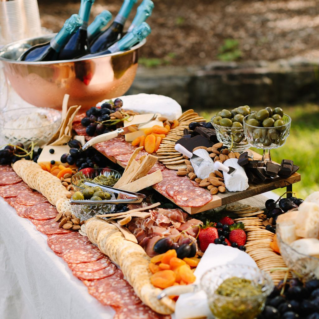 grazing table cermeony hire sydney wedding