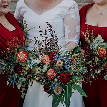 wedding bouquet flower packages sydney
