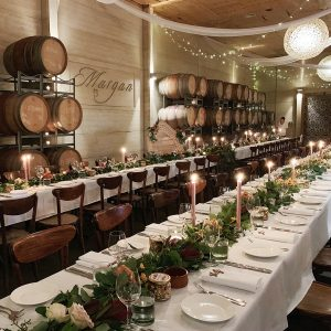 wedding styling hire sydney candles flowers