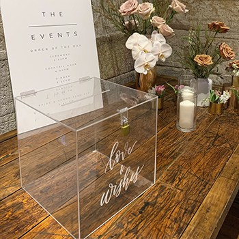 sydney wedding hire wishing well reception packages
