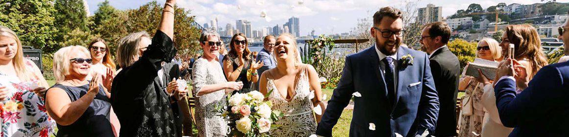 wedding ceremony hire sydney