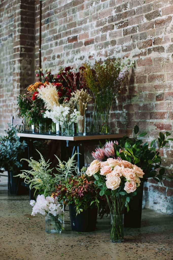 sydney flower floristry workshop school diy