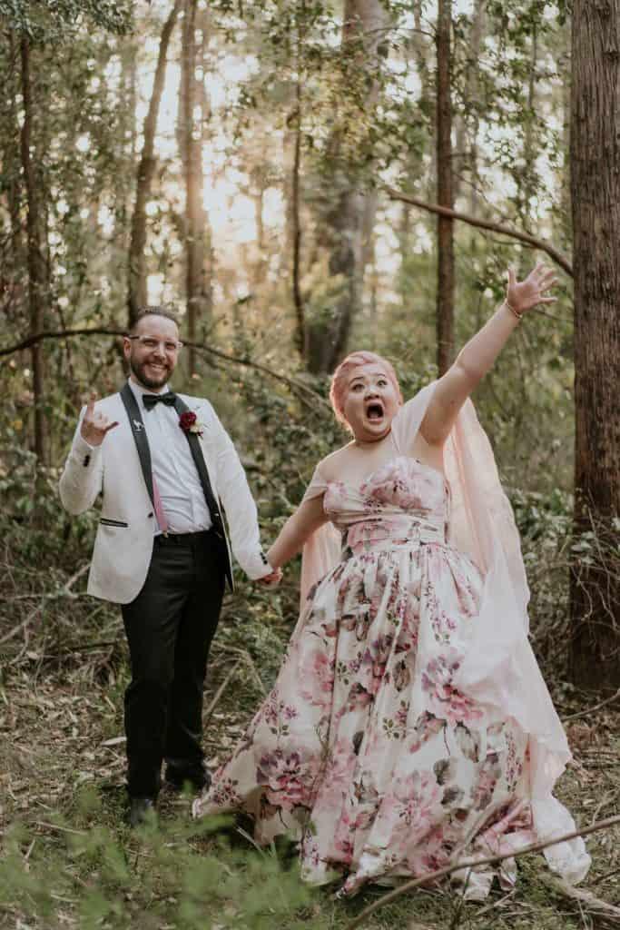 Rosa + Paul Wedding Chapel Hill Retreat