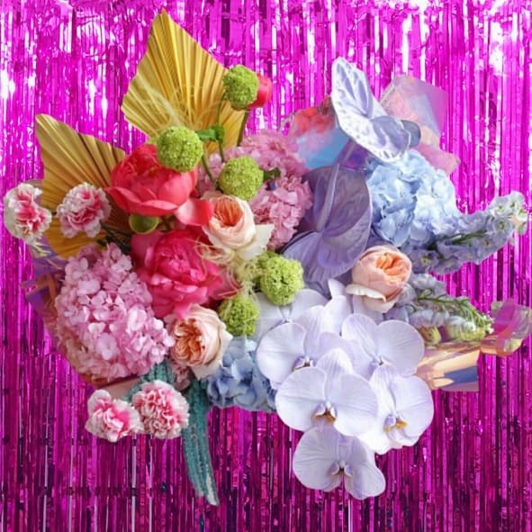 colourful flower Sydney florist